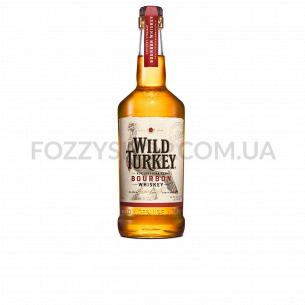 Виски бурбон Wild Turkey 81