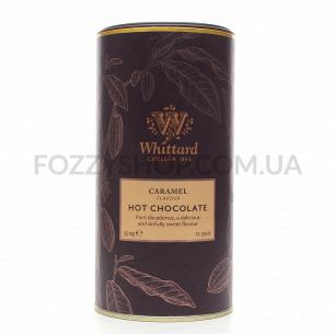 Шоколад горячий Whittard со вкусом карамели