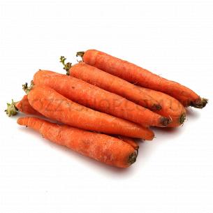 Морковь молодая отечественная