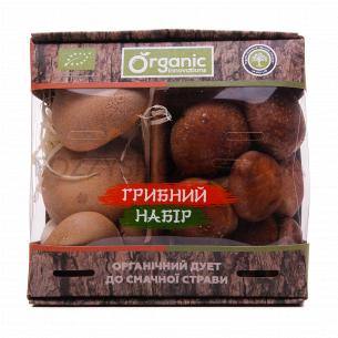 Набор грибной: эринги и шиитаке