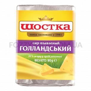 Сыр плавленый Шостка...
