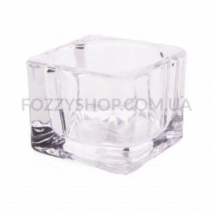 Підсвічник для чайних свічок Bolsius квадратний 40/55мм