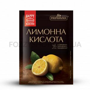 Кислота лимонная Приправка
