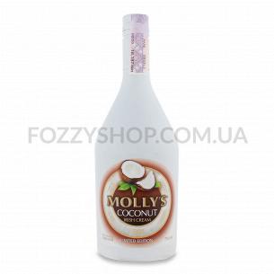 Ликер Molly`s Coconut Irish Cream