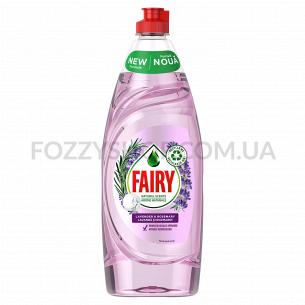 Средство для мытья посуды Fairy Лаванда и розмарин