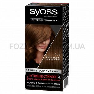 Краска для волос Syoss 4-8...