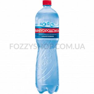 """Вода мінеральна """"Миргородська"""""""