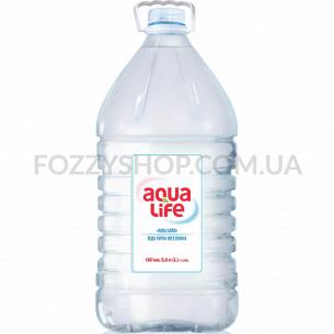 Вода питьевая AquaLife...