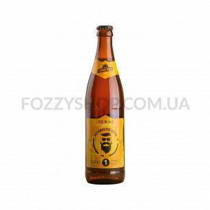 Пиво Beermaster Brew Лежак светлое