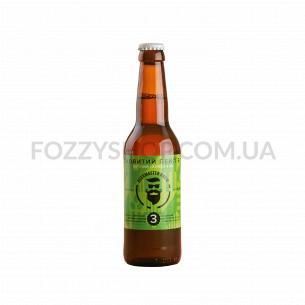 Пиво Beermaster Brew Сочный Пейл Эль светлое нефильрованное