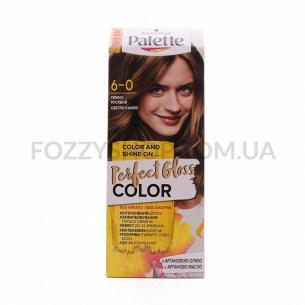 Крем-фарба Palette Perfect Gloss Color 6-0 Темно-русявий