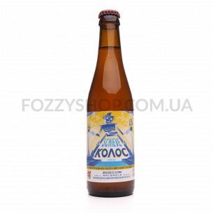 Пиво Brasserie de la Senne Schieve Колос светлое