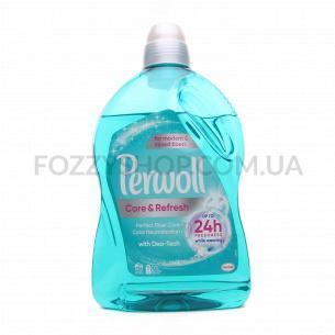 Засіб для прання Perwoll догляд і освіжаючий ефект, 45 циклів