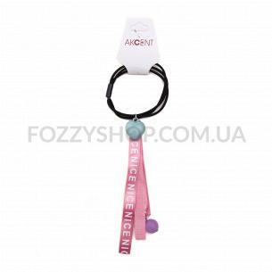 Резинка для волос Akcent Лента декоративная Р1298