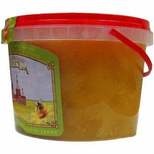 Мед лесное разнотравье фермерский