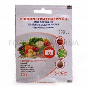 Засіб Nzim Viridin Тріходермін для захисту від хвороб