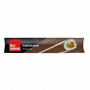 Палочки бамбуковые Katana...