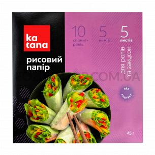 Папір рисовий Katana