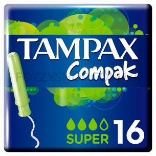 Тампони Tampax Compak Super...