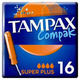 Тампоны Tampax Compakt...