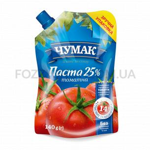 Паста томатная Чумак 25% д/п