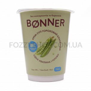 Крем-суп Bonner гороховий класичний