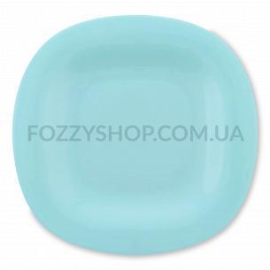 Тарелка дес Luminarc Carine Light Turquoise 19см