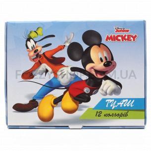 Фарба гуаш Тетрада Disney 12 кольорів