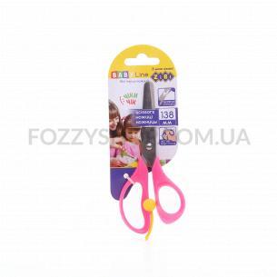 Ножиці дитячі ZiBi рожеві