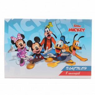 Пластилин Тетрада Disney 8 цветов