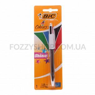 Ручка BIC Shine 4 Colours