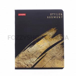 Зошит Тетрада Family Line Golden Silk клітина 48 аркушів