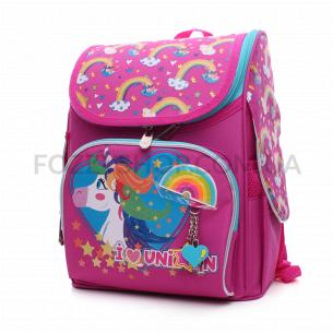 Рюкзак Yes! Unicorn blue 33,5х26х13,5см H11
