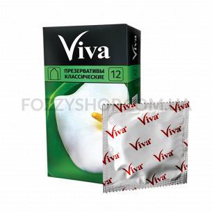 Презервативи Viva класичні...