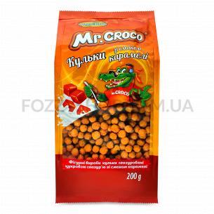 Шарики со вкусом карамели «Mr.Croco», 200 г
