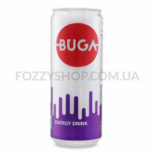 Напиток энергетический Buga ж/б