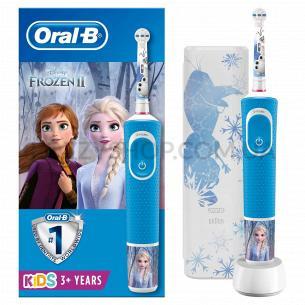 Щітка зубна Oral-B FrozenIl D100.413.2KX 3710 3+