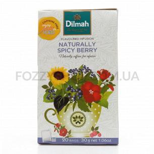 Смесь травяная Dilmah Spicy Berry