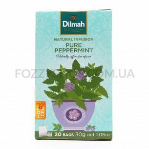 Чай трав`яний Dilmah М`ята