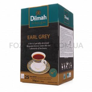 Чай чорний Dilmah з бергамотом