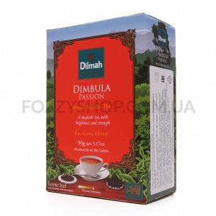 Чай черный Dilmah Dimbula Passion