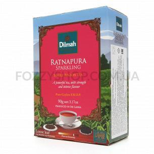 Чай черный Dilmah Ratnapura Sparkling