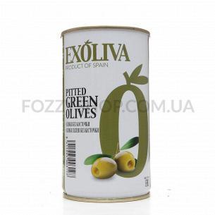 Оливки Exoliva зелені без...