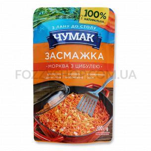 Зажарка Чумак морква з цибулею д/п