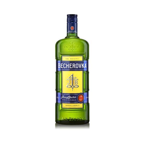 Настоянка Becherovka 38%