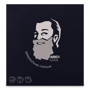 Набір ARKO Men Cool: піна для гоління 200мл + крем після гоління 50мл + гель для душу і шампунь 2в1 260мл