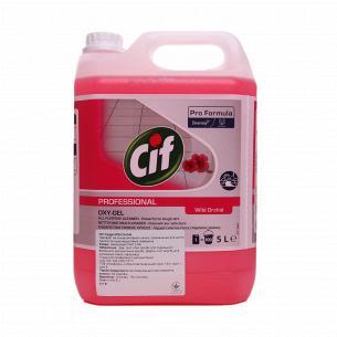 Засіб для миття водостійких поверхонь Cif Pro Formula Орхідея