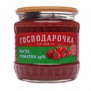 Паста Господарочка томатна 25%