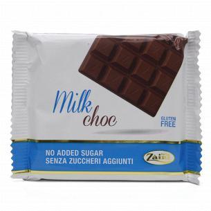 Шоколад молочный Zaini без...