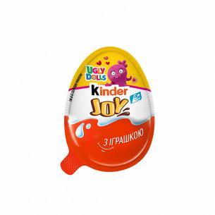 Яйцо шоколадное Kinder Джой...